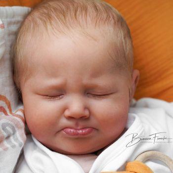 "Realborn® - Grumpy Sage - 4 Month (23"" Reborn Doll Kit)"