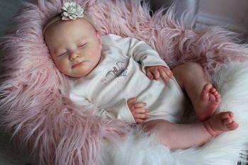 "Realborn® - Sleepy Sage - 4 Month (23"" Reborn Doll Kit)"