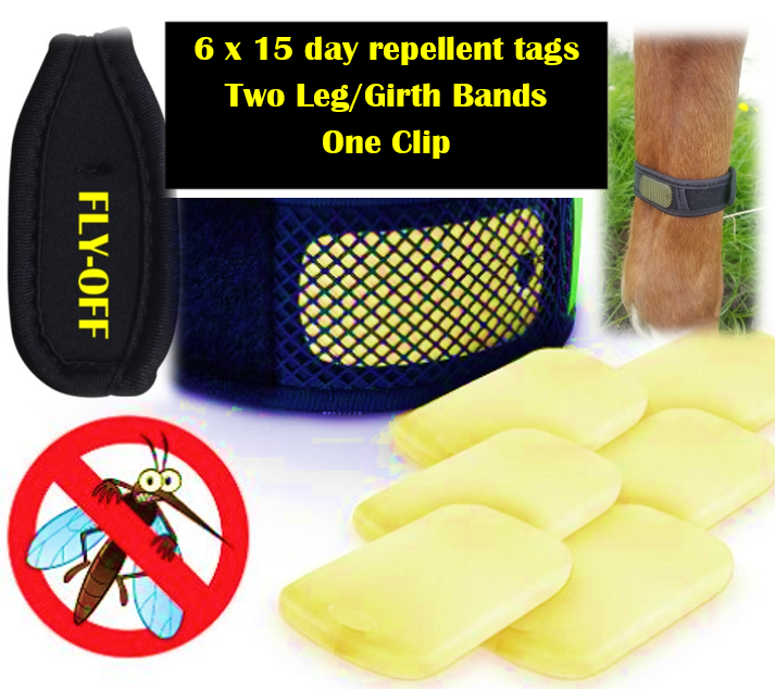 how to make fly repellent for horses