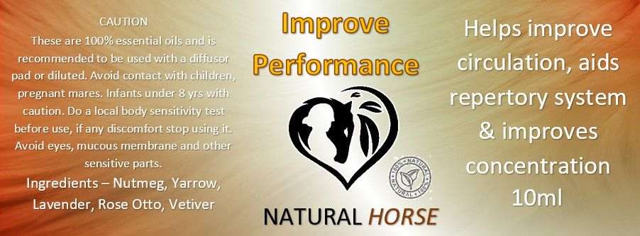 Improve Performance Essential Oil