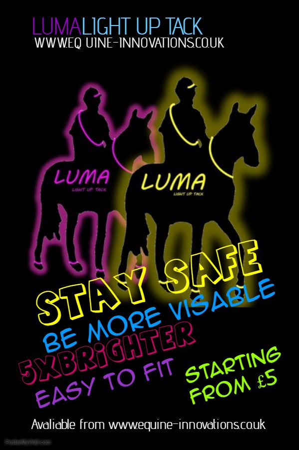 LUMA - road safety led tack PRE ORDER for November
