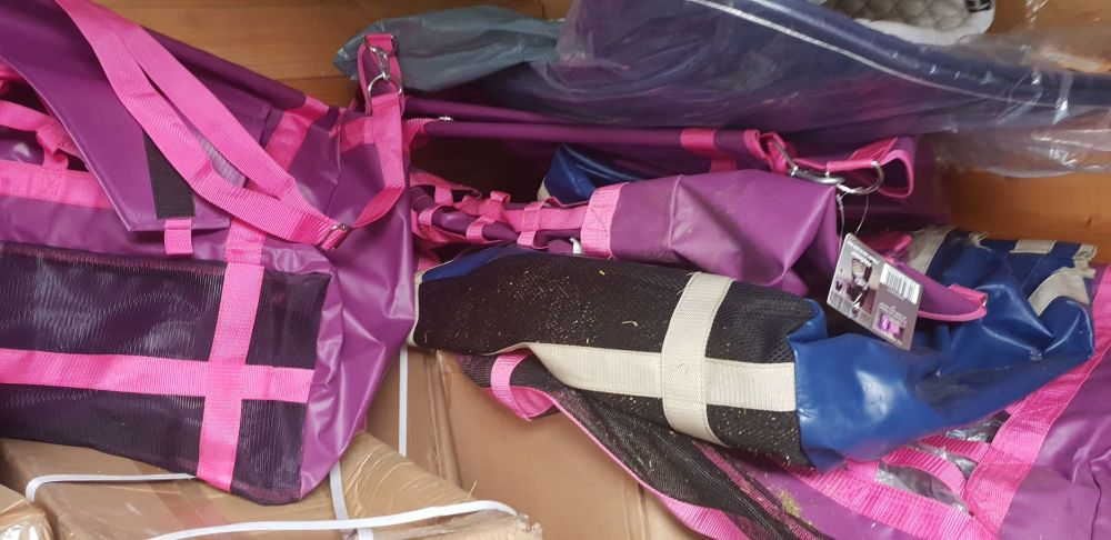 HayGrazer Bag Pink RRP £60