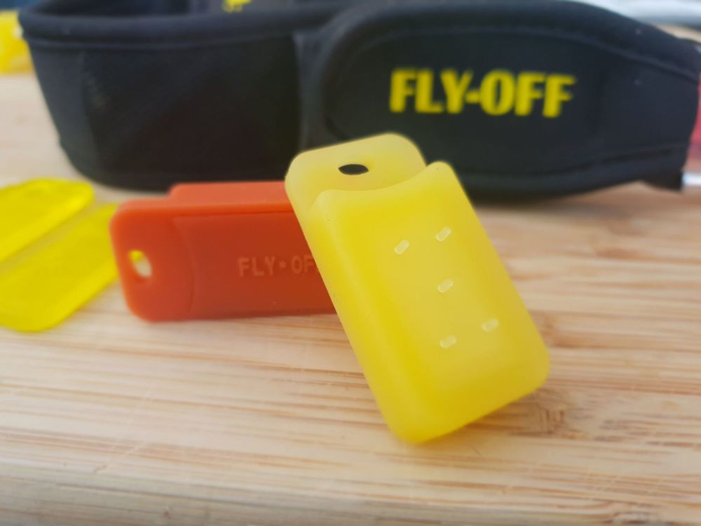 FLY-OFF Inserts 2 pck