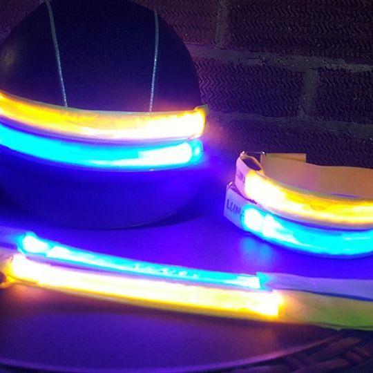 LUMA Hat Extra BRIGHT Reflector Light PRE ORDER 20TH OCTOBER