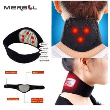 Magnetic Self heating neck warmer