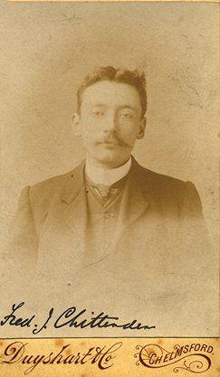 Frederick Chittenden, Club President 1929