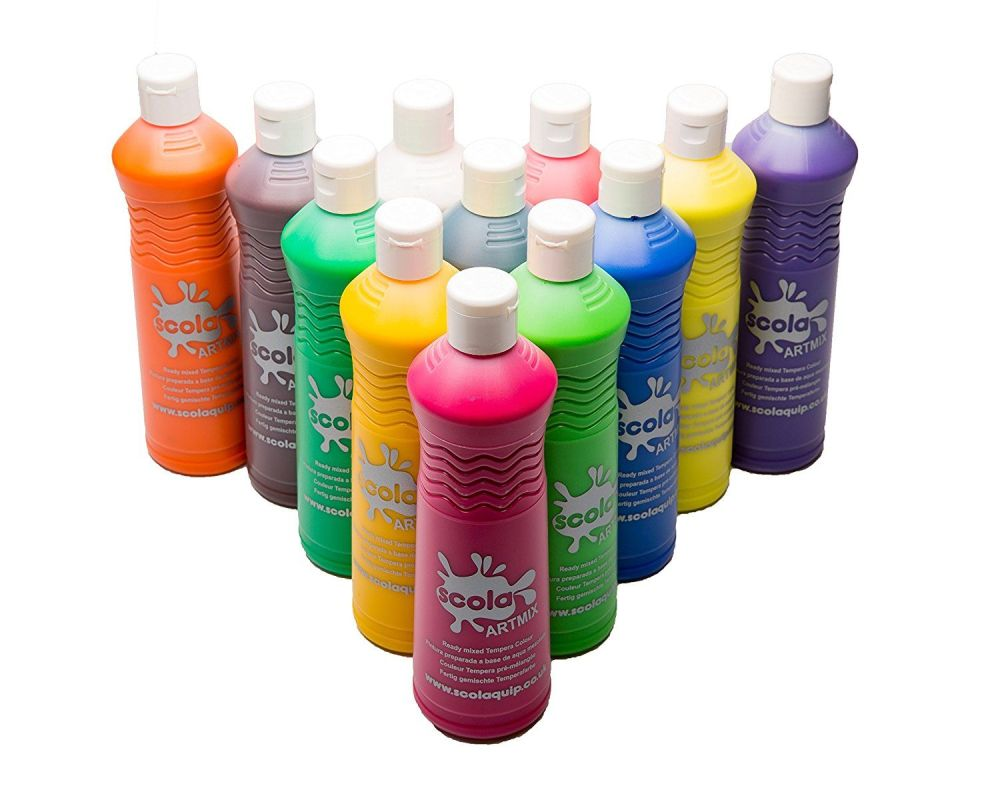 Ready Mixed Paint - Please Select Colour - 600ml - Each