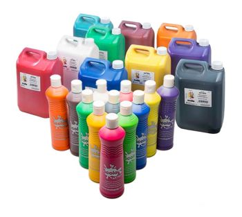4. Ready Mixed Paint - Please Select Colour - 5 Litre - Each