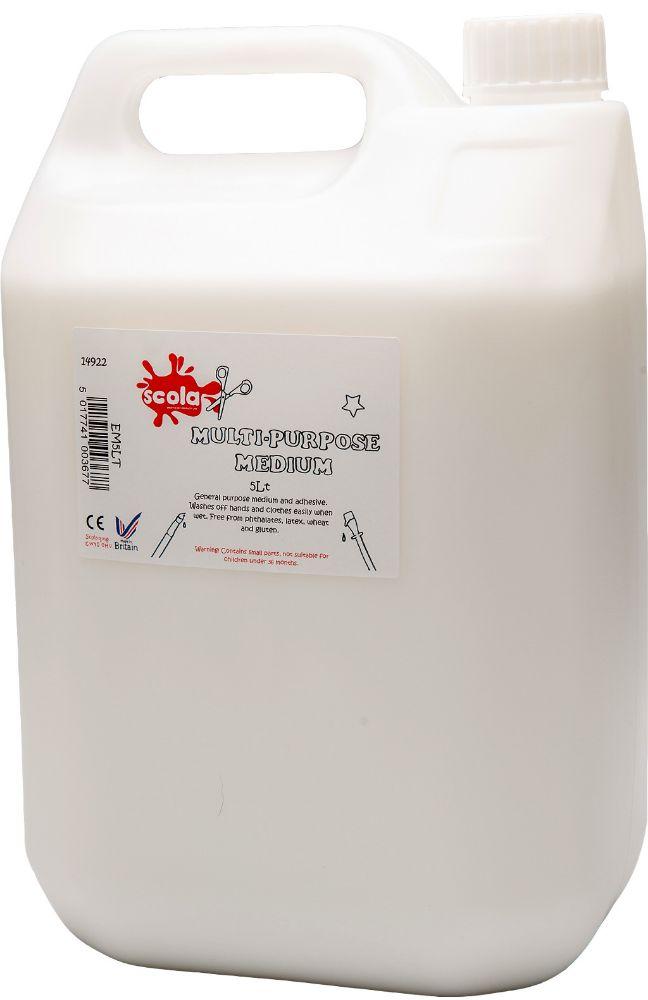 General Multi Purpose PVA Liquid Glue - Red Label