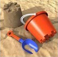 Play Sand Bulk Pallet - 50 x 20kg Bag - 1000kg Pallet