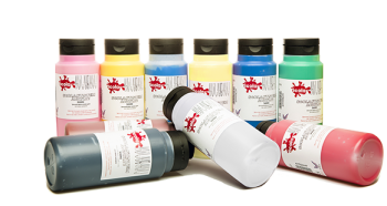 Scola System Acrylic Paint - Please Select Colour - 500ml - Each