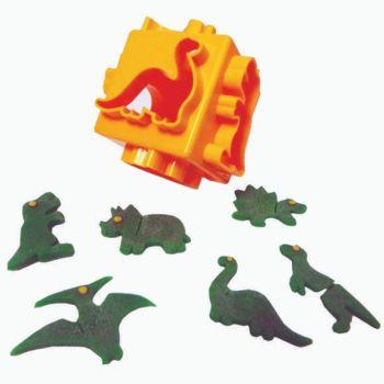 Dinosaur Multi Dough Cutter - Each