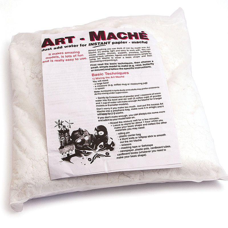 Art Mache - 1kg Bag - Each