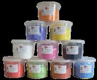 Powder Paints - Please Select Colour - 2.5kg Tub - Each
