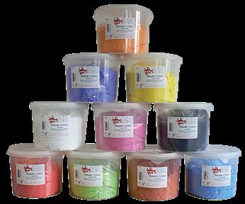 Powder Paints - Please Select Colour - 2.5kg - Each