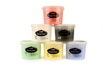 Powder Paints - Please Select Colour - 9kg Bucket - Each