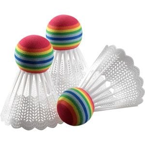 Badminton Shuttles - Pack of 3
