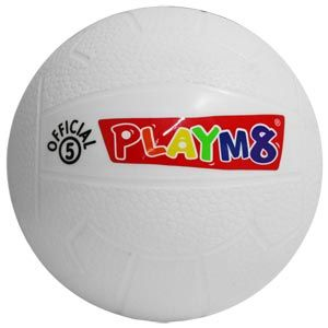 Playmate Official 5 Plastic Football - 20cm