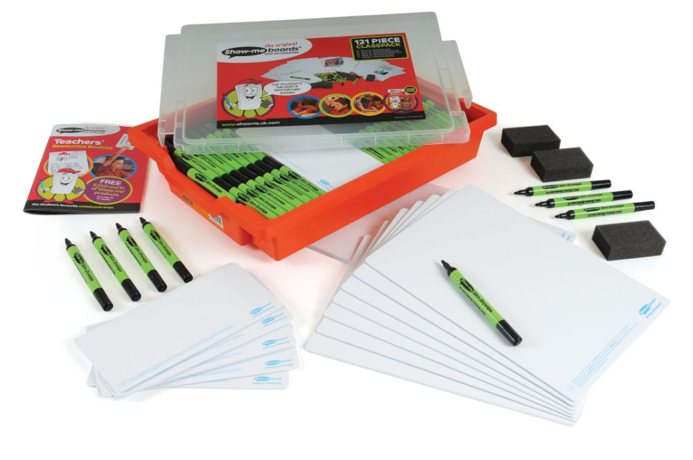 Whiteboards, Pens & Accessories
