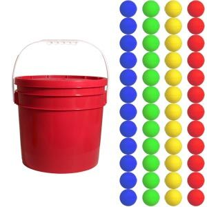 First Play Foam Ball Essential - Assorted - Tub of 48