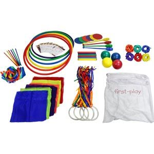 First Play Creative Movement Kit - Assorted - Pack of 50