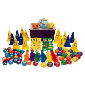 First Play Learn And Play Pack - Assorted - Pack of 87