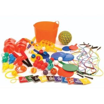 First Play Playtime Activity Tub - Assorted - Tub of 56