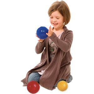 Playmate Porcupine Massage Ball - 10cm