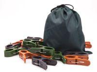 Den Making Pegs - 10cm - Drawstring Bag of 20