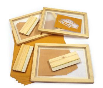 Screen Printing Frame - 32 x 21cm - Each