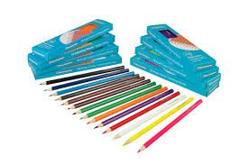 Classmaster Colouring Pencils - Please Select Colour - Pack of 12