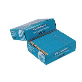 Classmaster Graphite HB Pencils - GP144HB - Pack of 144