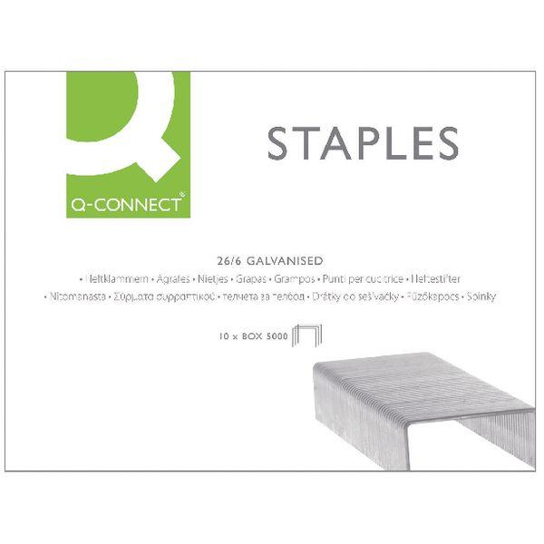 26/6 Staples - Box of 5000