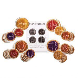 Sweet Counter - Start Fractions - Per Set