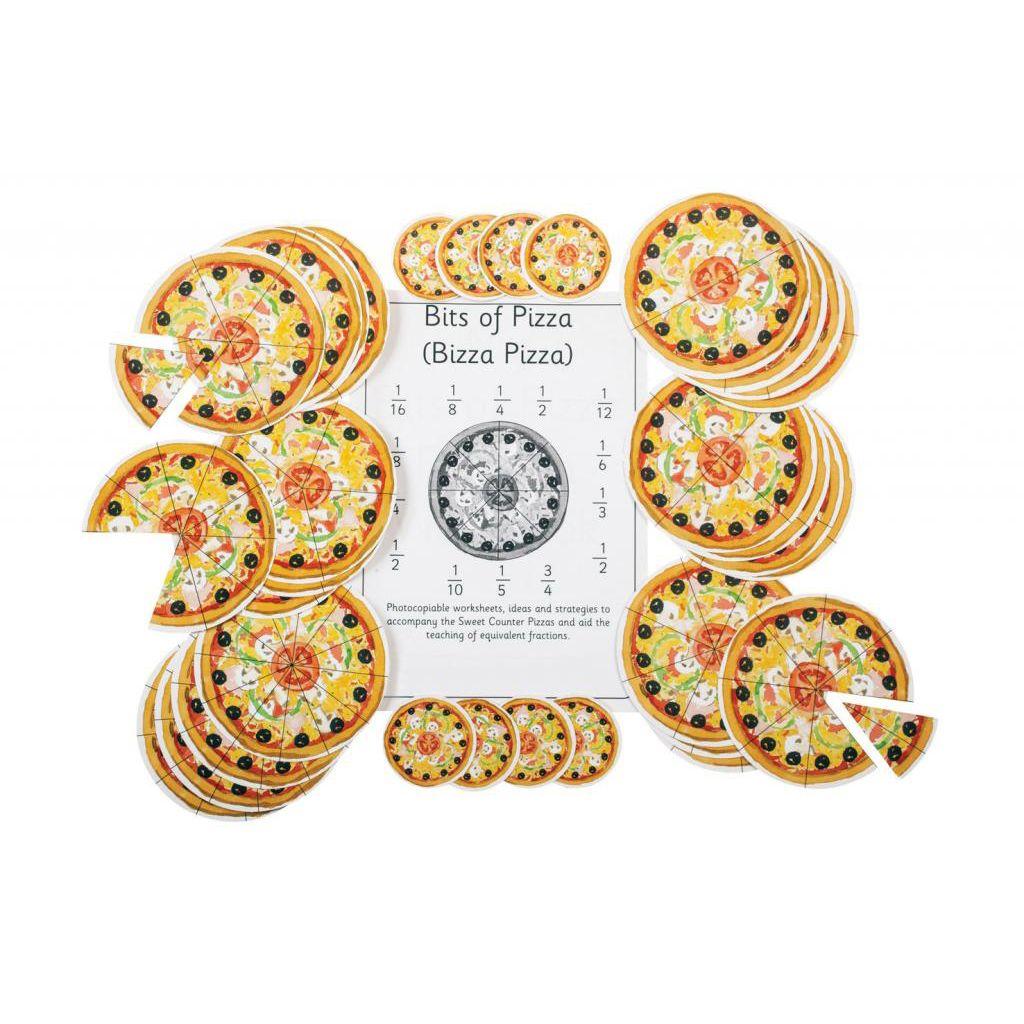 Bizza Pizza - Per Set