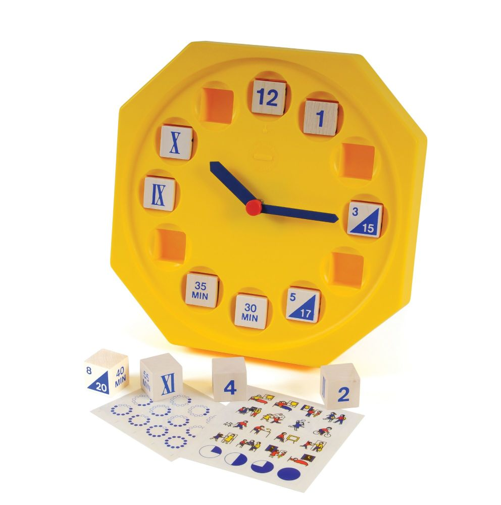 Time Teacher Clock
