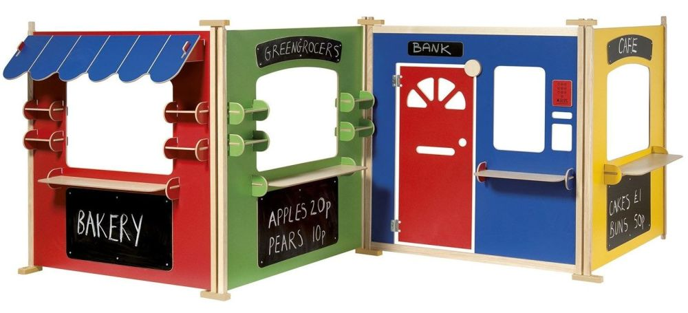 Market Square Panel Special Offer Pack - Assorted - 120 x 128cm - Pack of 4