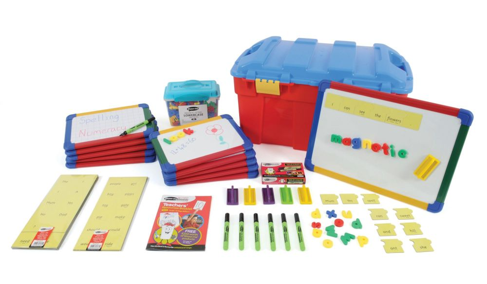 Show-Me Bumper Magnetic Phonics - Group Pack