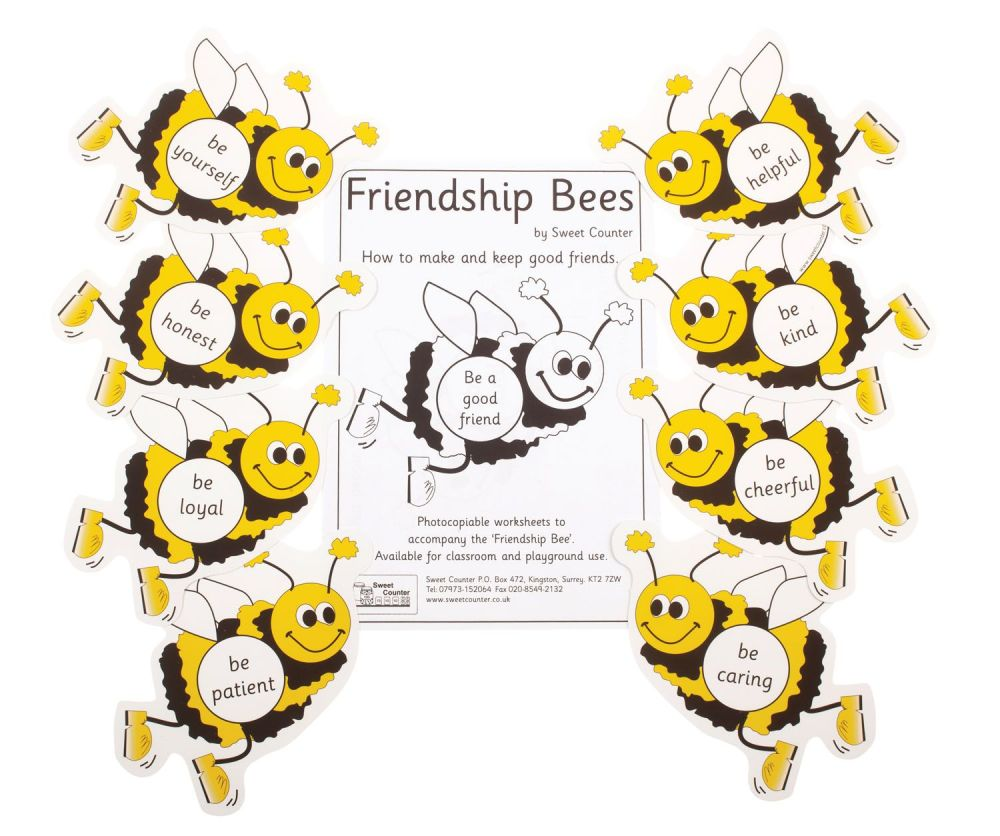 Sweet Counter - Friendship Bees - Set