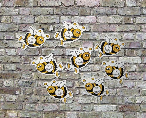 Playground - Friendship Bees - Set of 8