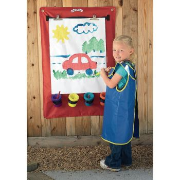 Portable Indoor/Outdoor Hanging Easel - 60 x 90cm- Each
