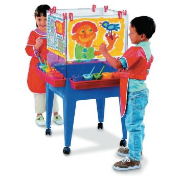 Mobile Space Saver Easel - 62 x 62 x 111cm - Each