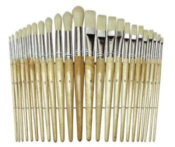 Pre School Chubby Brushes Starter Kit - Assorted - Pack of 24