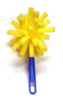 Fuzzy Sponge Paint Dabbers - 16 x 5cm - Pack of 10