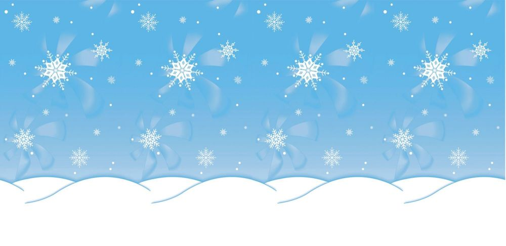 Fadeless Designs Winter Time - 1218mm x 3.6m - Each