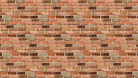 Reclaimed Brick Fadeless Poster Display Roll - Please Select Size - Each