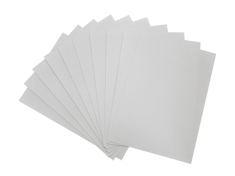 A4 White Card - 230 microns/175-185gsm - 210 x 297mm - Pack of 100