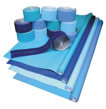 Cool Blues Display Pack - Assorted - Class Pack
