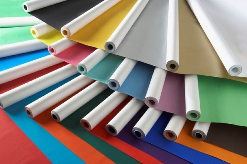 Poster Paper Display Roll - Please Select Colour - 76cm x 10m - Each