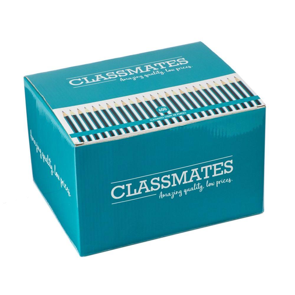 Classmates Graphite HB Pencils - Pack of 600